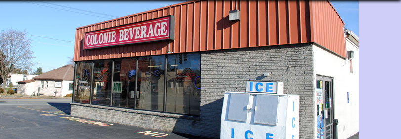 Beer Beverage Center Albany Colonie NY Ice Lotto Bottle Redemption